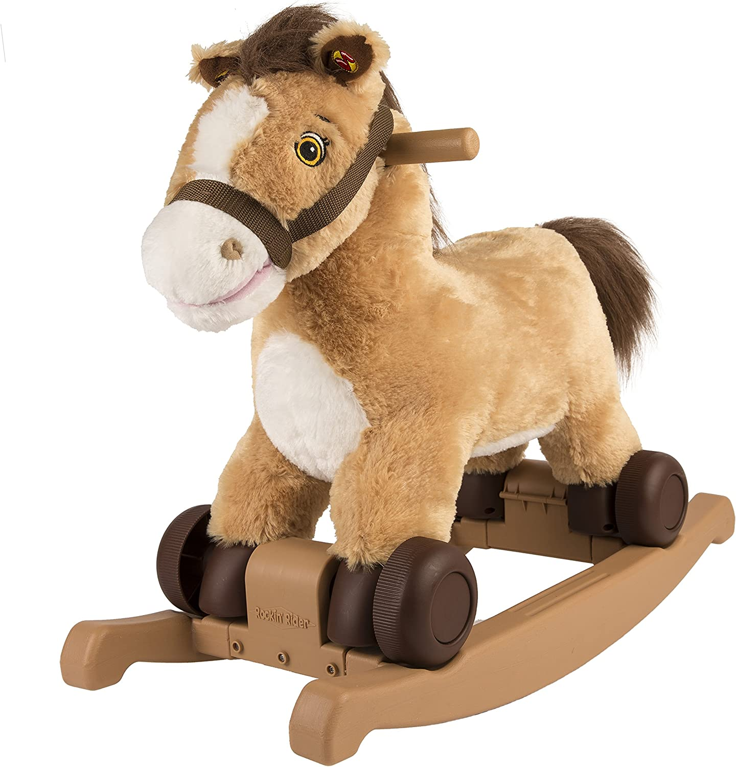 Rockin Rider Charger 2-in-1 Rocking Pony Discontinued by manufacturer