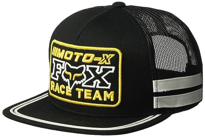 1f6f793c811 Fox men intercept snapback hat black os clothing jpg 679x454 Fox snapback  hats