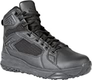 5.11 Men's All-Terrain Halcyon Patrol Boot-Quick Drying & Ultra-Breathable, Style 12362, Black,
