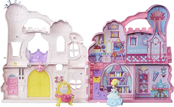 Disney Princess C0536EU40 petit royaume moments musicaux Château