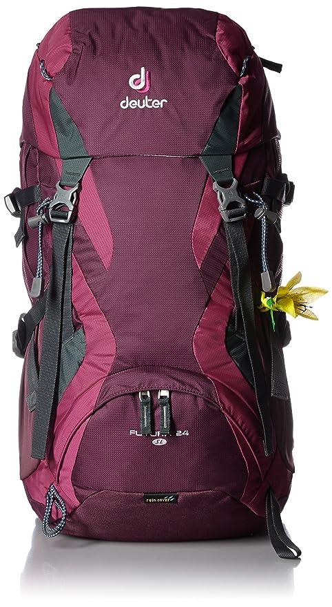 d38c1f689d314 DEUTER FUTURA 24 SL BACKPACK (BLACKBERRY MAGENTA)  Amazon.ca  Luggage   Bags