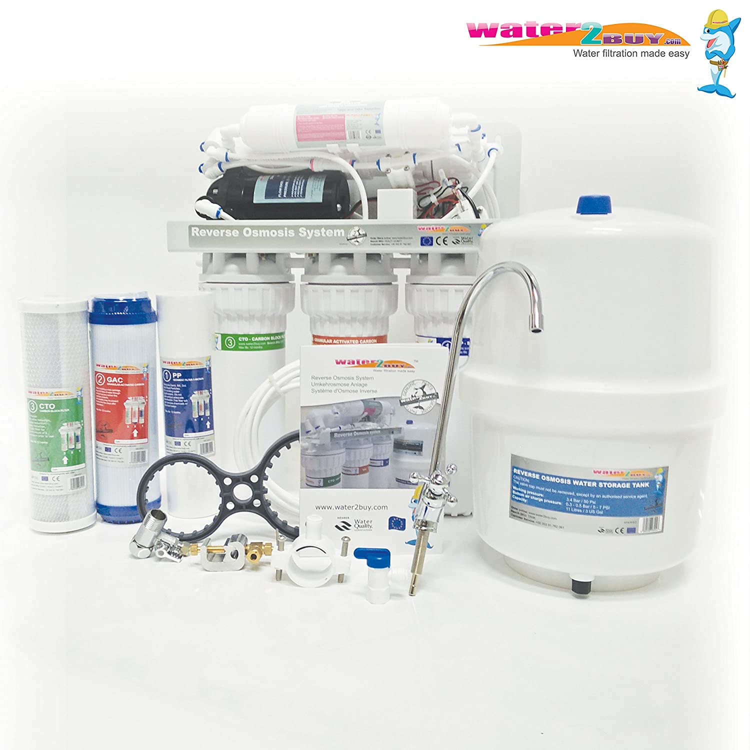 Top 10 Best Reverse Osmosis Filtration System Buying Guide
