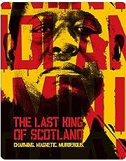 The Last King of Scotland Steelbook [2017]