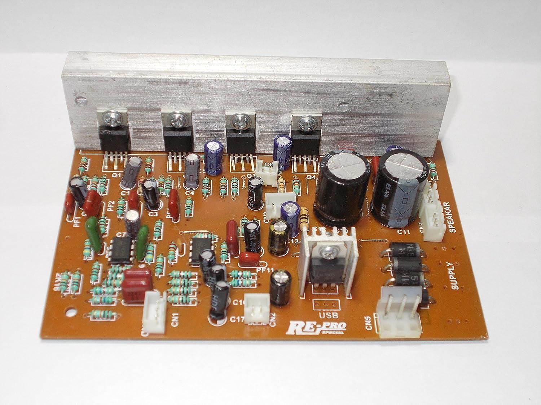 Soumik Electricals 41 Ch Home Theater Kit Electronics Tda2030 Hi Fi Audio Amplifier Circuit Electronic Project