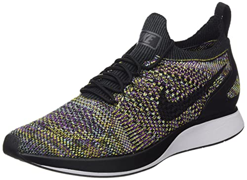 Nike Air Zoom Mariah Flyknit Racer 918264 006 Black Black-Vivid Purple Size  9.5  Buy Online at Low Prices in India - Amazon.in 74b60a362