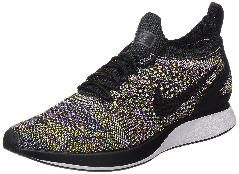 Nike Women's Free Rn Flyknit 2017 Running Shoes B076WX27XK 8.5 D(M) US|Black/Black-vivid Purple