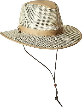 Henschel Hats Aussie Breezer Cotton Mesh Hat