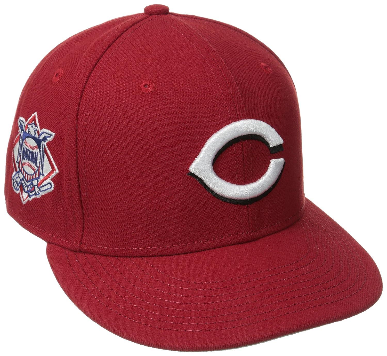 the best attitude 168fc 2e266 Amazon.com  New Era MLB Cincinnati Reds Baycik Snap 9Fifty Cap-ML  Sports    Outdoors