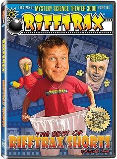 Rifftrax: Live Christmas Shorts-Stravaganza [Import]: Amazon.ca: DVD