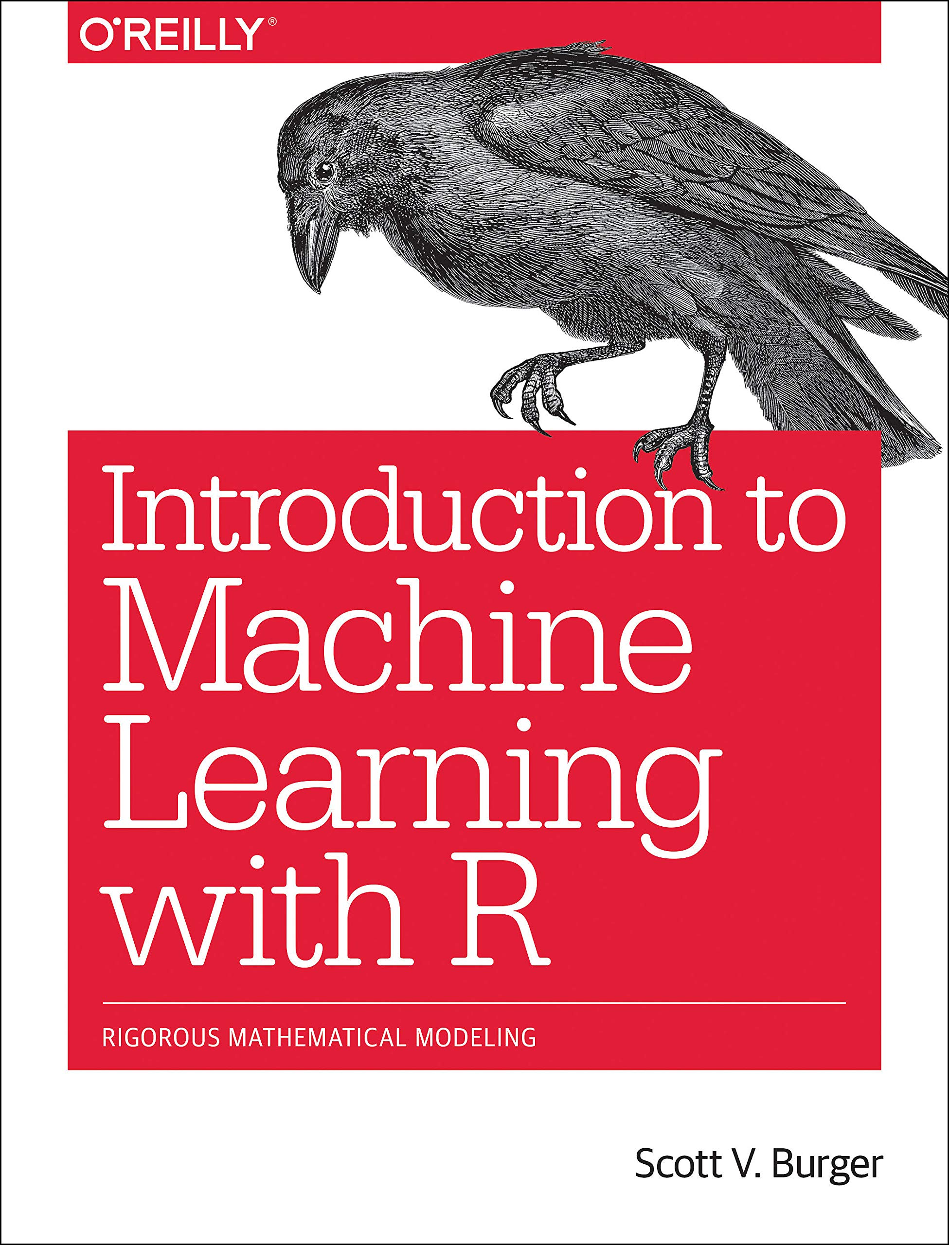 Introduction to Machine Learning with R: Rigorous Mathematical Analysis
