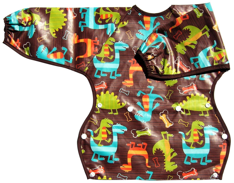 Goo-Goo Baby Perfect Pocket Smock, Dino, Large PPS-DINO-L
