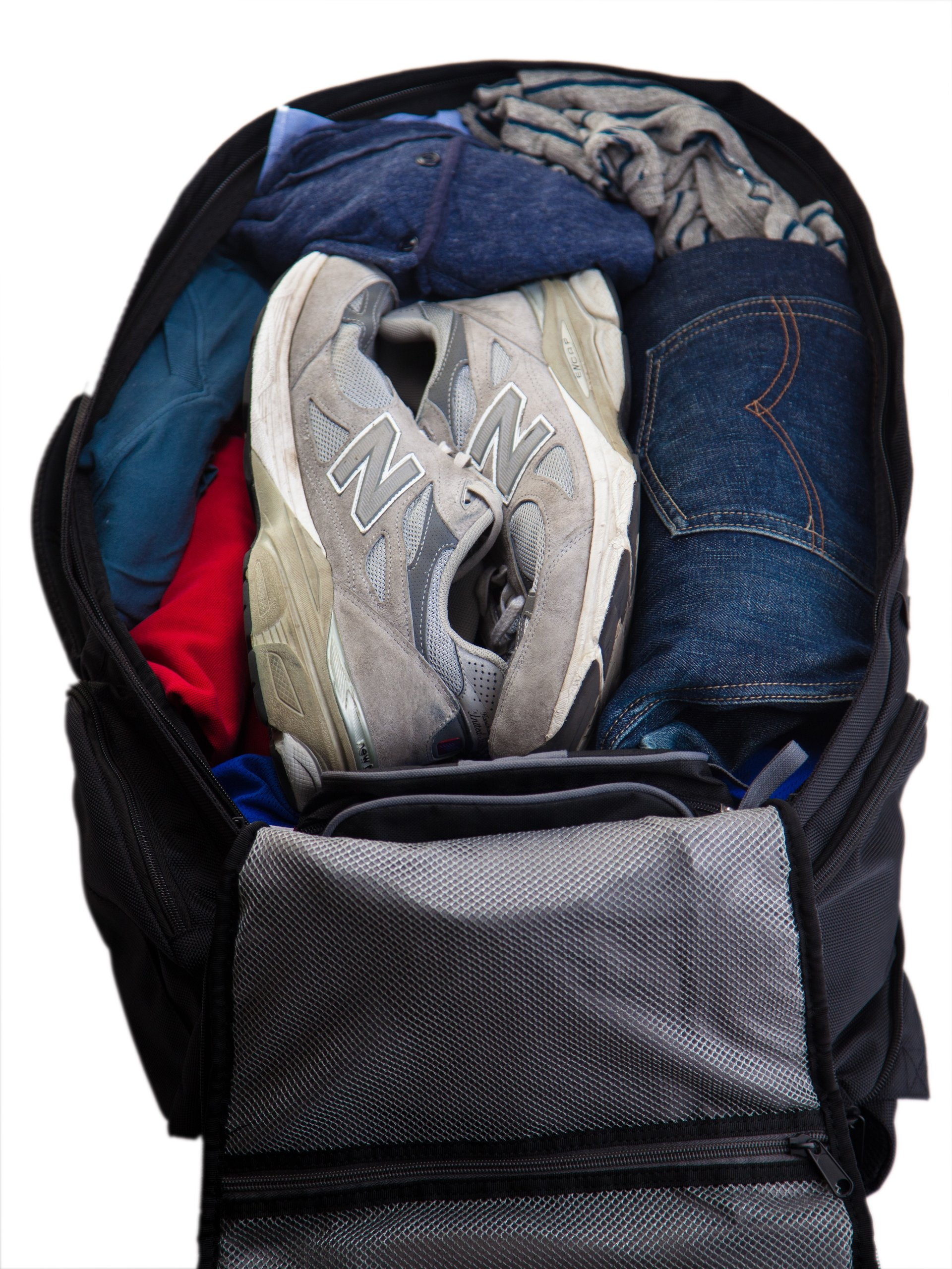 Tortuga Travel Backpack - 44L Maximum-Sized Carry On Travel Backpack by Tortuga (Image #5)