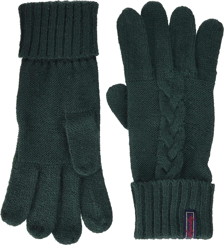 Superdry Lannah Cable Gloves Gants Femme
