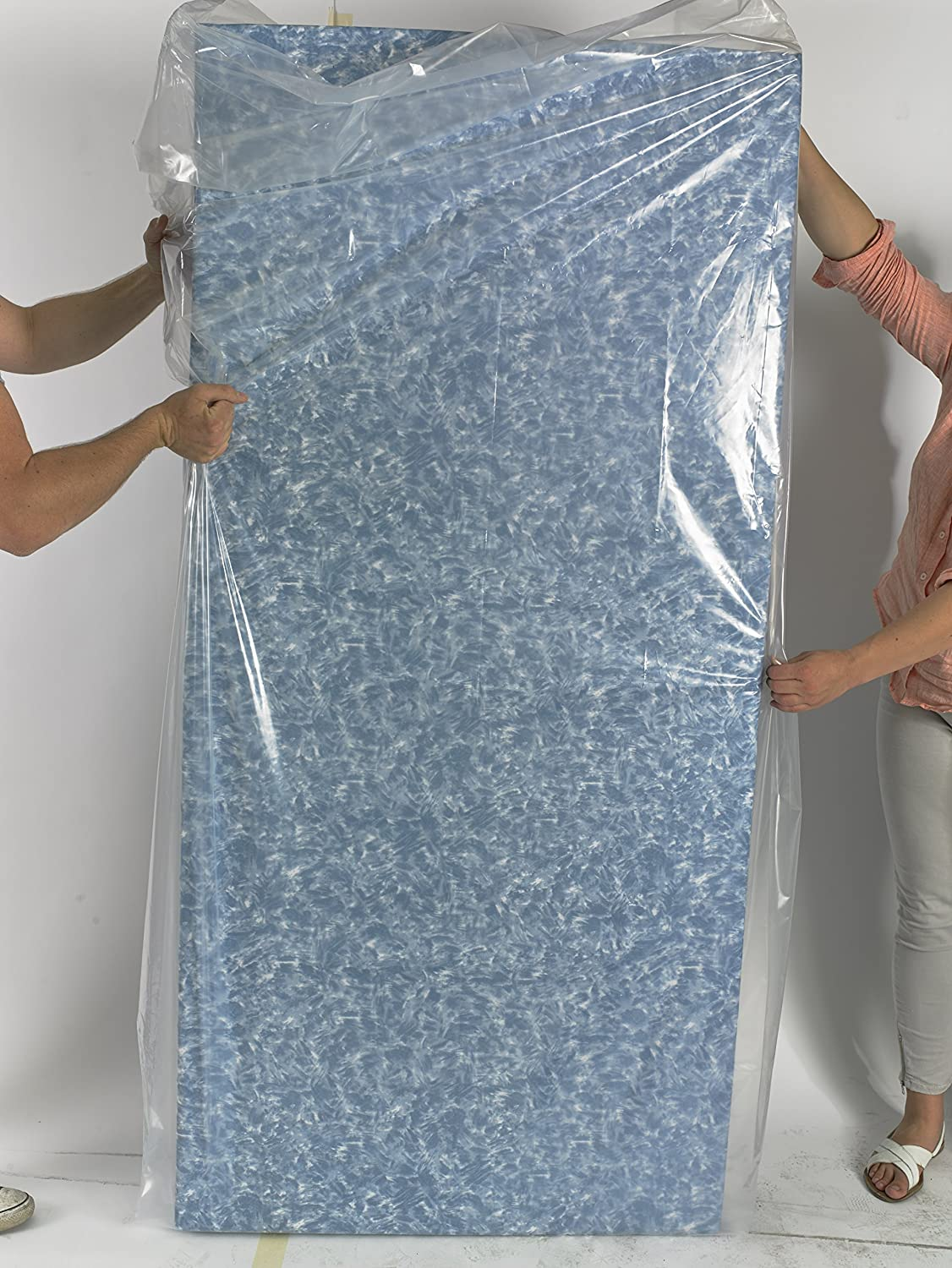Heavy duty mattress bag Single Double Super King size (King size 5ft) Direct Manufacturing