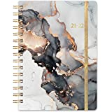 """2021-2022 Planner - Academic Planner 2021-2022 Weekly & Monthly with Tabs, 6.3"""" x 8.4"""", Jul. 2021 - Jun. 2022, Hardcover with"""
