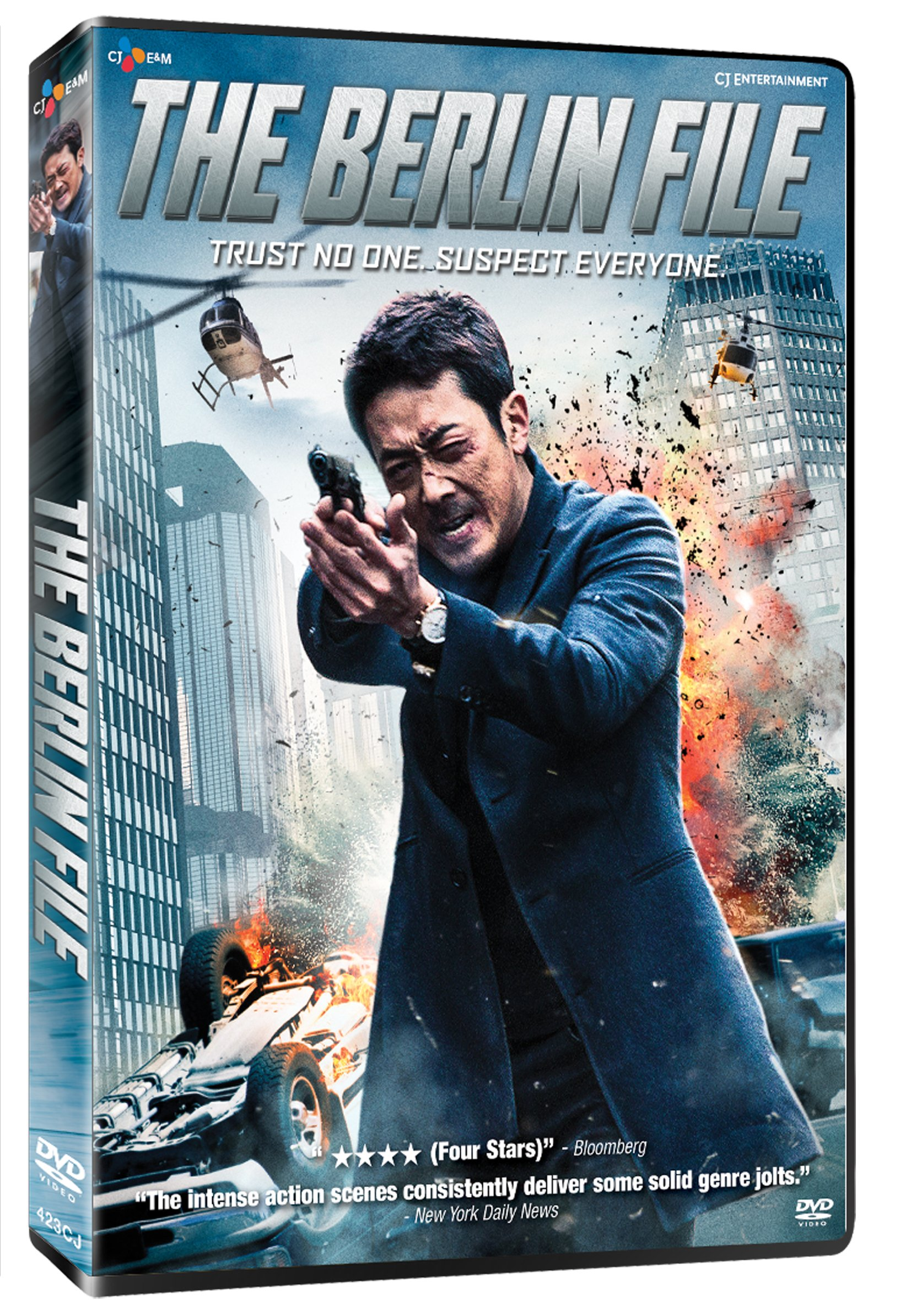 The Berlin File (Subtitled, Dubbed, Dolby, Widescreen)