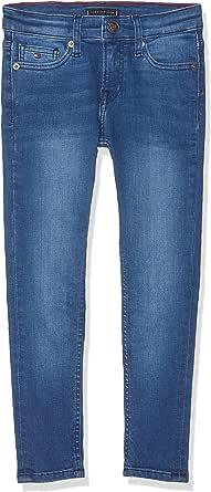 Tommy Hilfiger Simon Skinny Vimbst Jeans para Niños