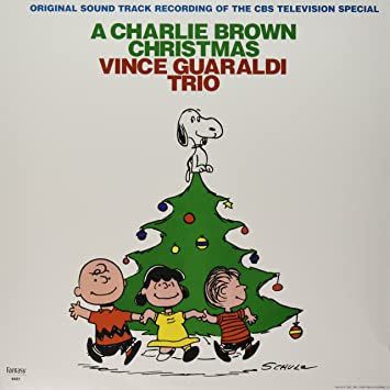 Charlie Brown Christmas Cd