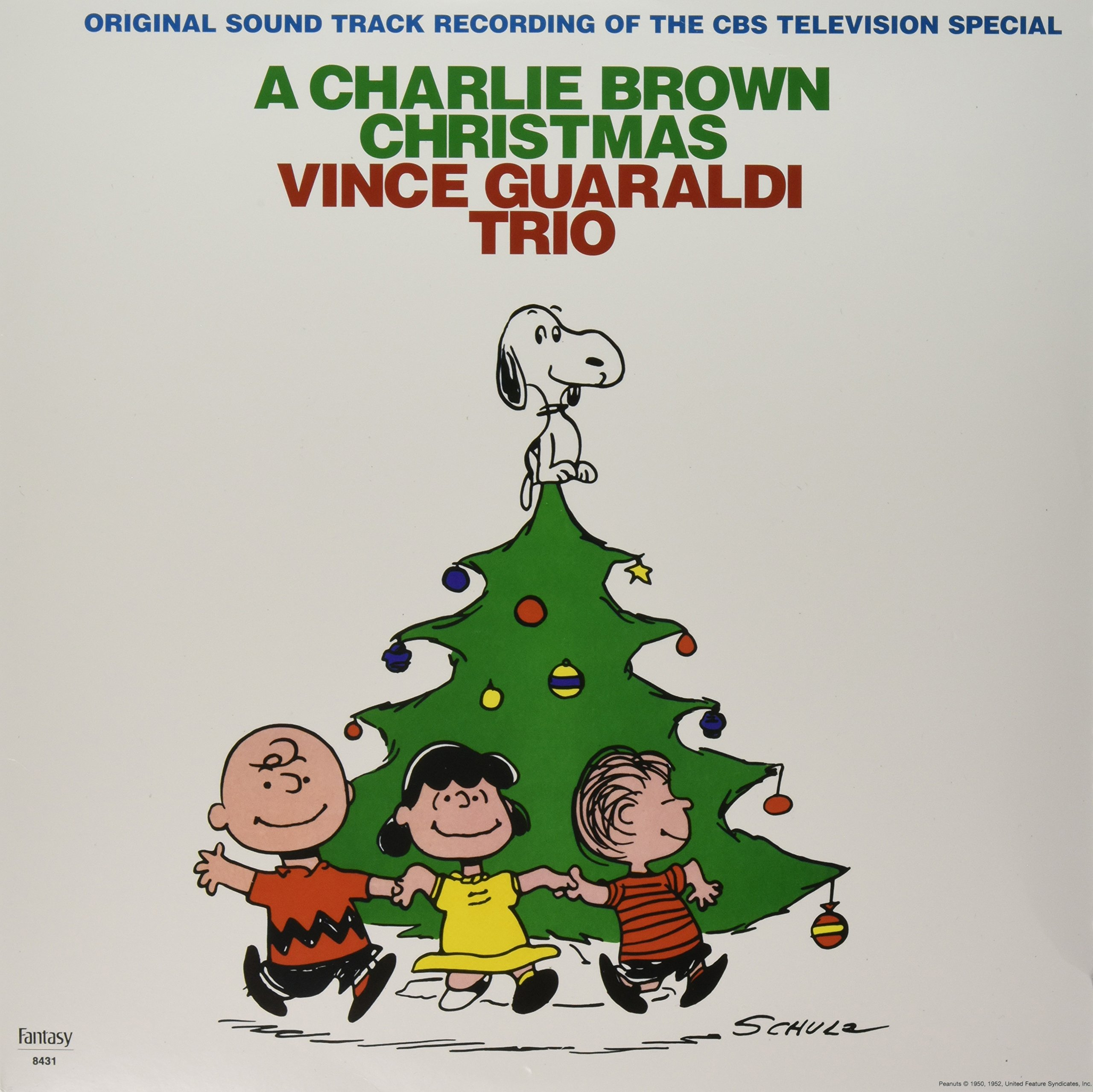 A Charlie Brown Christmas [Green Vinyl] by VINYL