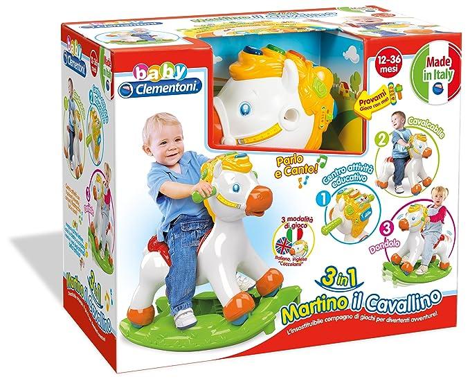 Clementoni 14430 - Mecedora de juguete