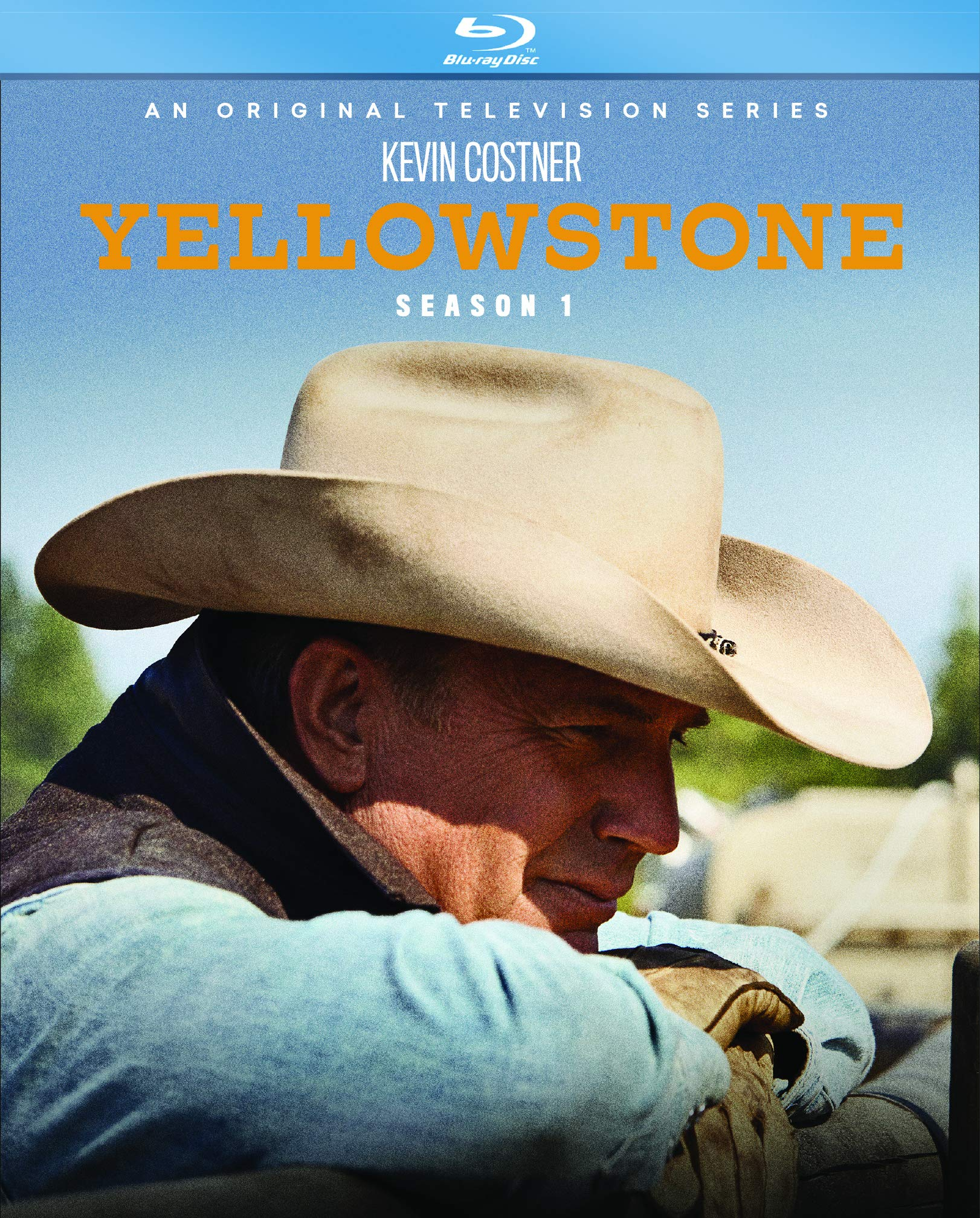 Blu-ray : Yellowstone: Season One (3 Pack, Widescreen, Amaray Case, Dolby, AC-3)