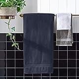 Rivet Classic Supima Cotton Towel Set, Set of
