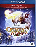 Disney's Christmas Carol [Blu-Ray]+[Blu-Ray 3D] (English audio. English subtitles)