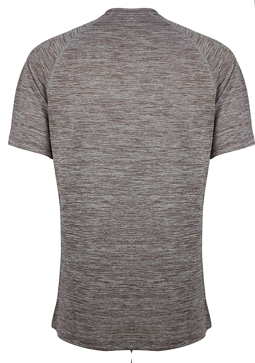 Mens Short Sleeve Henley T-Shirts Sports Dry Fit Performance Shirts for Men