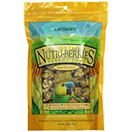 Lafeber's Gourmet Garden Veggie Nutri-Berries for Parrots 10 oz Bag