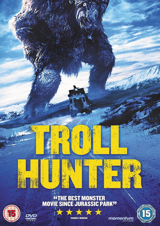 Amazon.com: Troll Hunter [DVD] (15): Movies & TV
