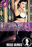Posing for the Futa-Billionaire (Futa Wife's Dominating Boss 1): (A Futa-on-Female, Interracial, Cuckold, Hot Wife Erotica) (English Edition)