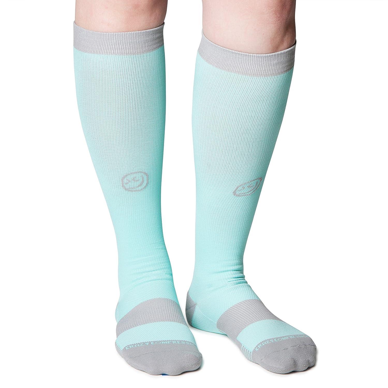 8cf6929511 Amazon.com: Crazy Compression Crazy with Cushion - OTC Compression Socks:  Clothing