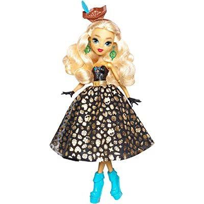 Monster High Shriekwrecked Dayna Treasura Jones Doll: Toys & Games