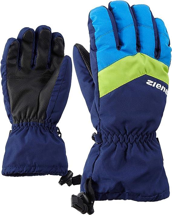 Ziener Enfants Ski Gants Lett as ® Glove Noir 801921 12