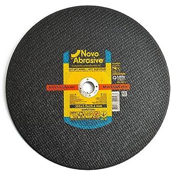 Discos de corte de metal para acero inoxidable, acero y metales no ferrosos, 115 mm, 125 mm, 230 mm, 300 mm