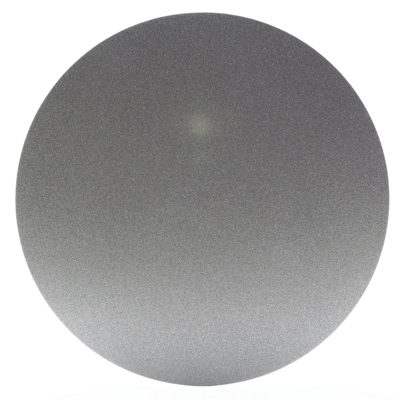 ILOVETOOL 10 inch Diamond Grinding Wheel 150 Grit No Hole Flat Lap Disc Stone Tools