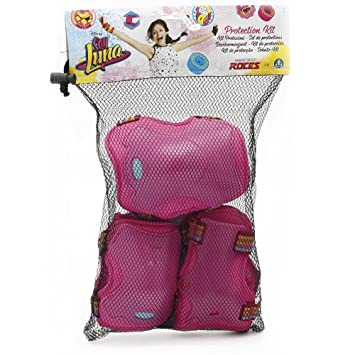 Soy Luna - Ylu024 - Kit De Protections - Taille L by: Amazon ...