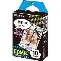 Fujifilm Instax Mini Comic Film, Tekli Paket, 10'lu Film