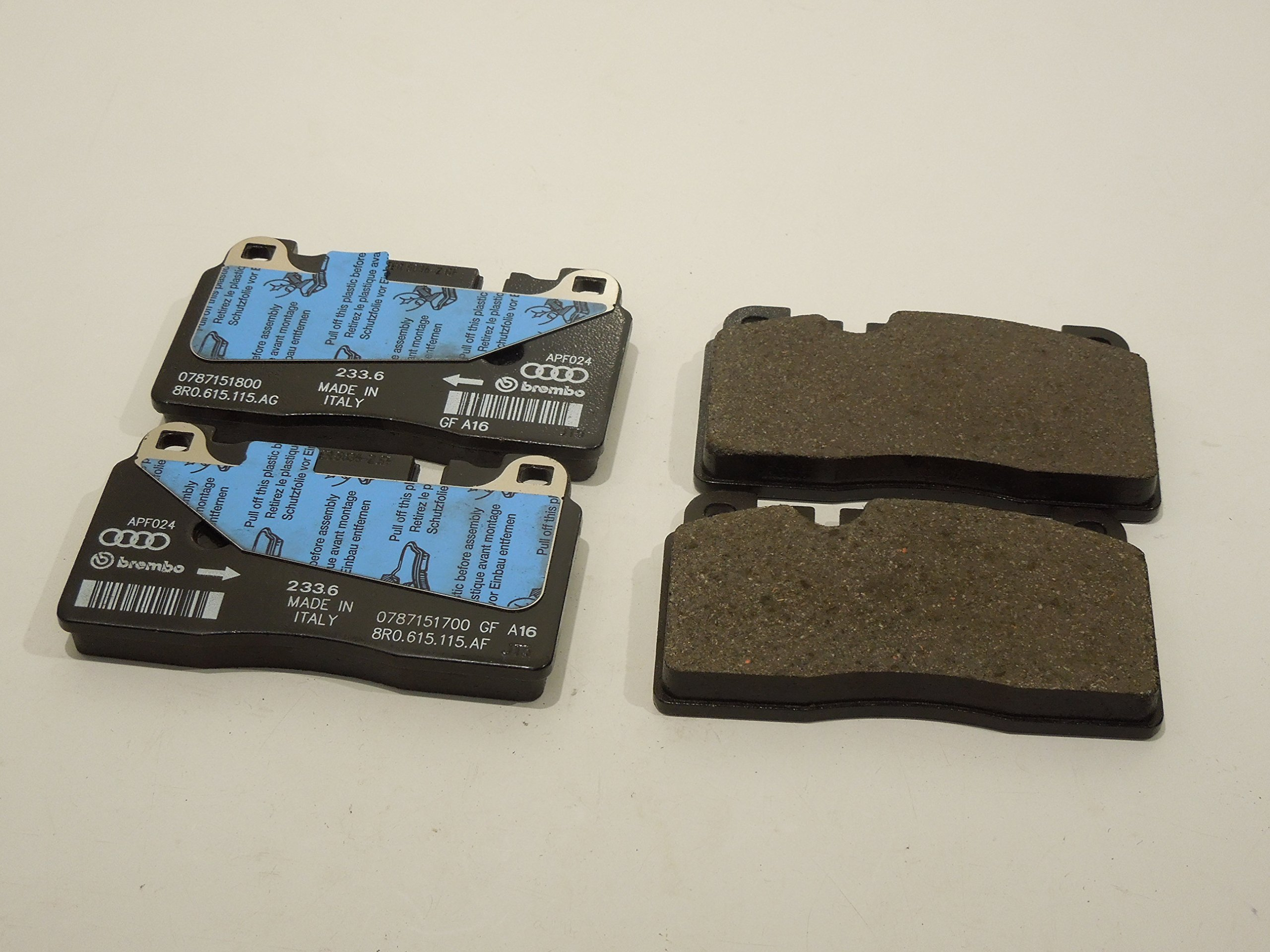 Audi A8 D4 Q5 Front Brake Pads New Genuine