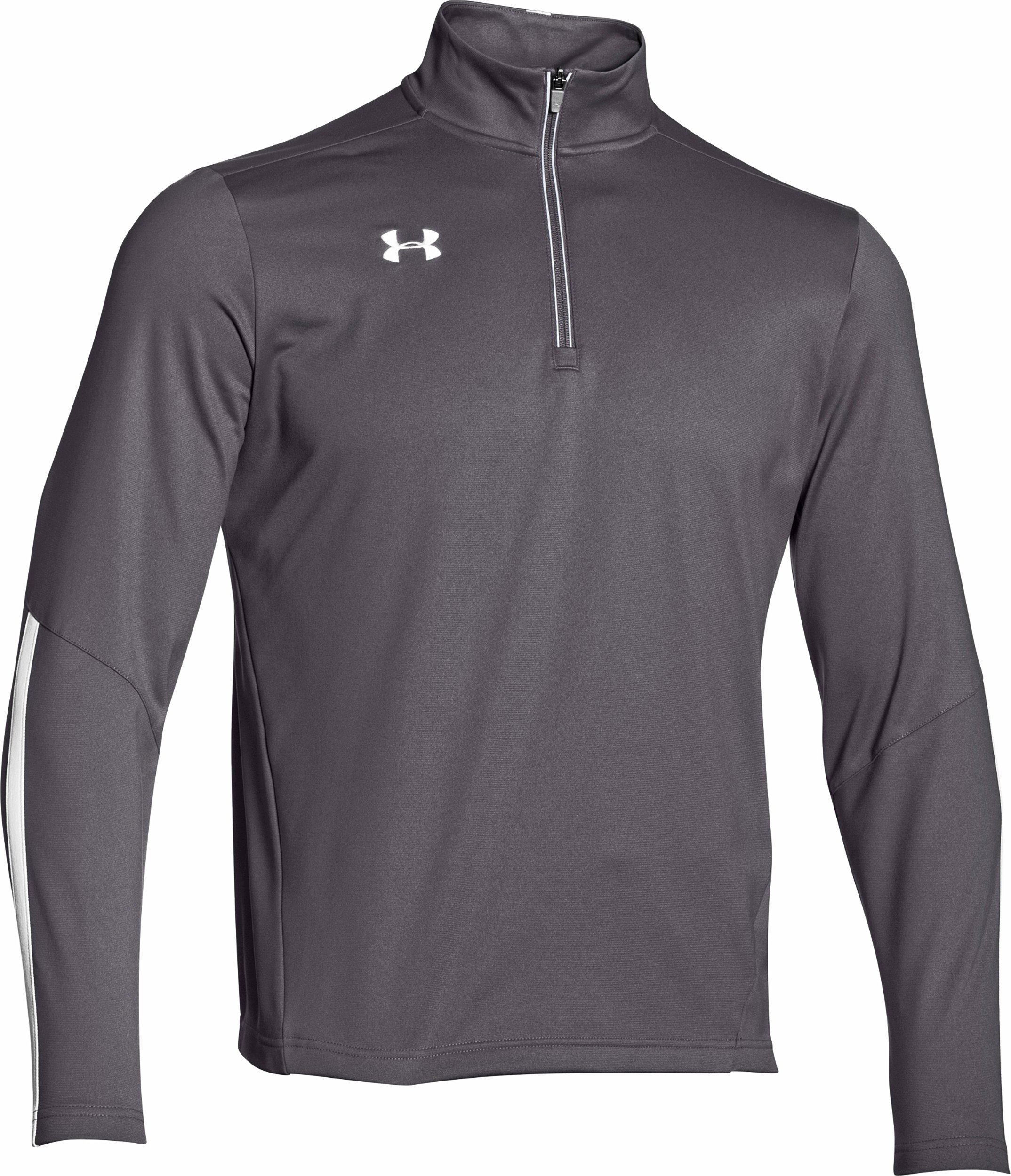 Under Armour UA Grind ¼ Zip MD Graphite by Under Armour