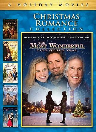 Tremendous Amazon Com Christmas Romance Collection Movie 6 Pack A Christmas Easy Diy Christmas Decorations Tissureus