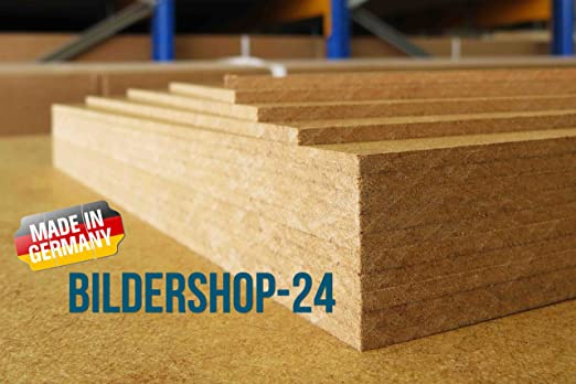 Holzzuschnitt in 53 X 158 cm 10 St/ück MDF Platte 2,5 mm 530 X 1580 mm