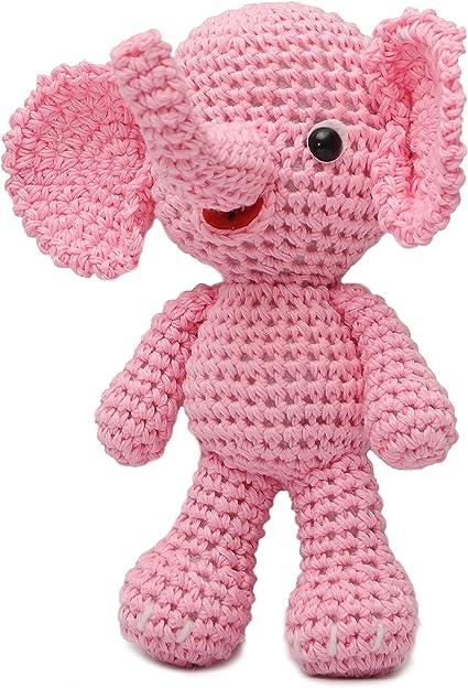 Crochet Along Elephant - YouTube | 623x425