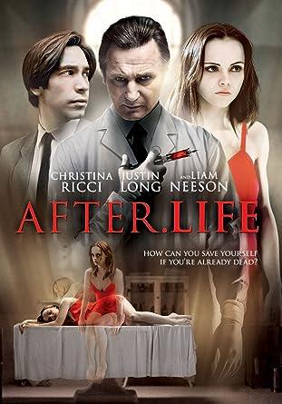 Amazon.co.jp: After Life [DVD] [Import]: Christina Ricci, Liam ...