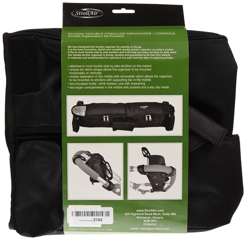 Amazon.com : StrollAir Universal Twin / Double Stroller Organizer ...