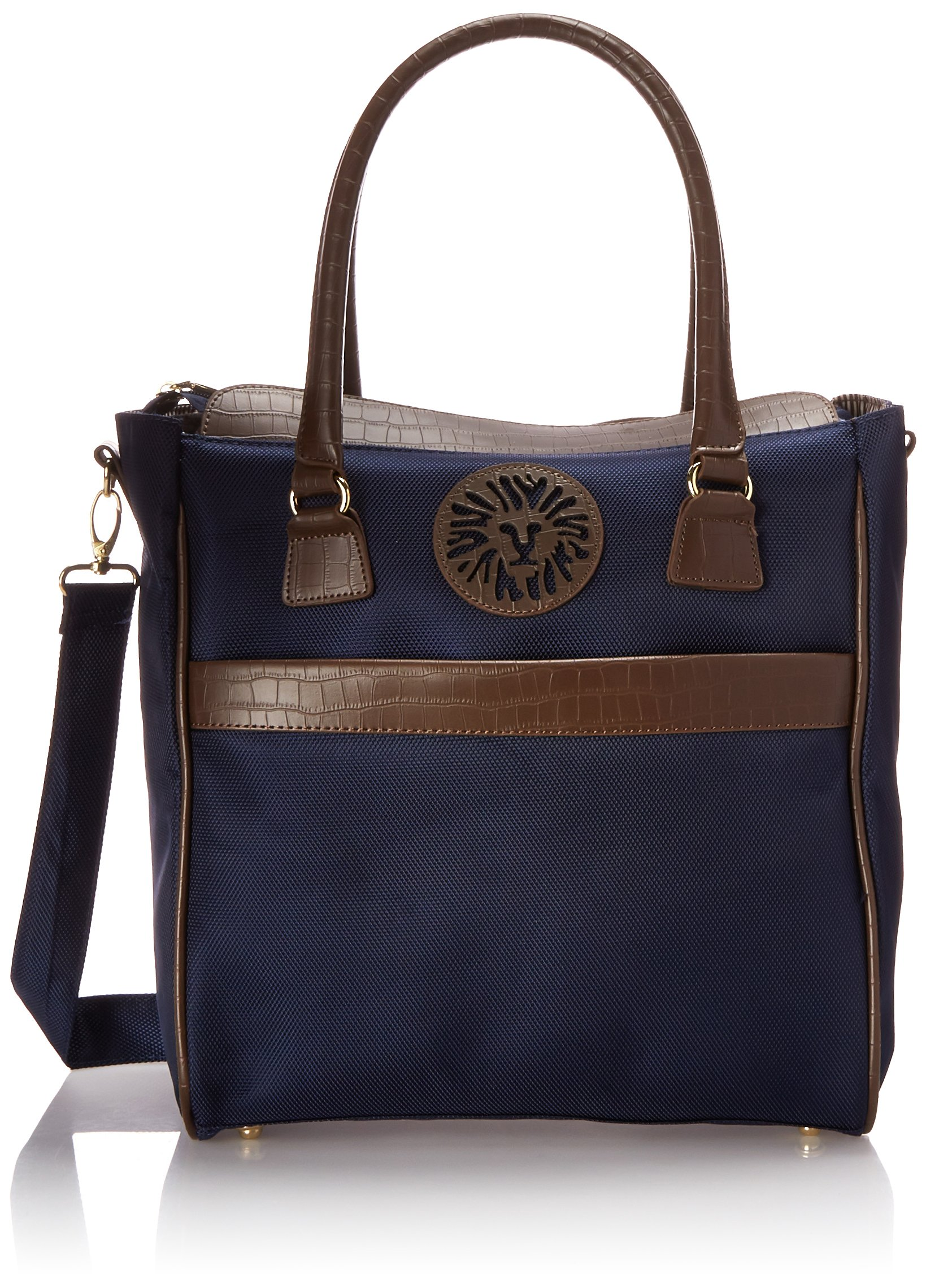 Anne Klein Perfect Travel Tote Bag, Navy