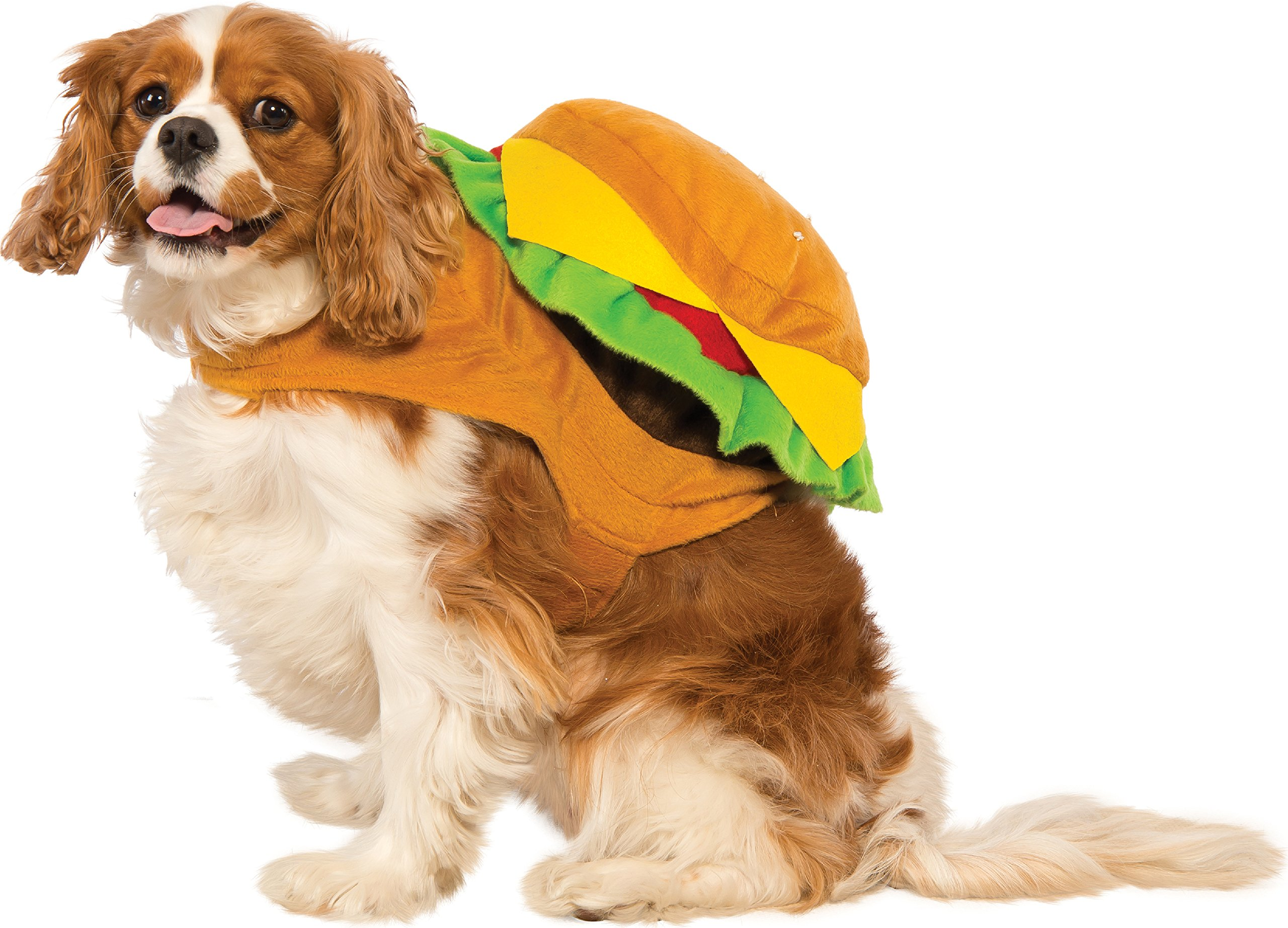 Rubie's Hamburger Dog Costume, Large
