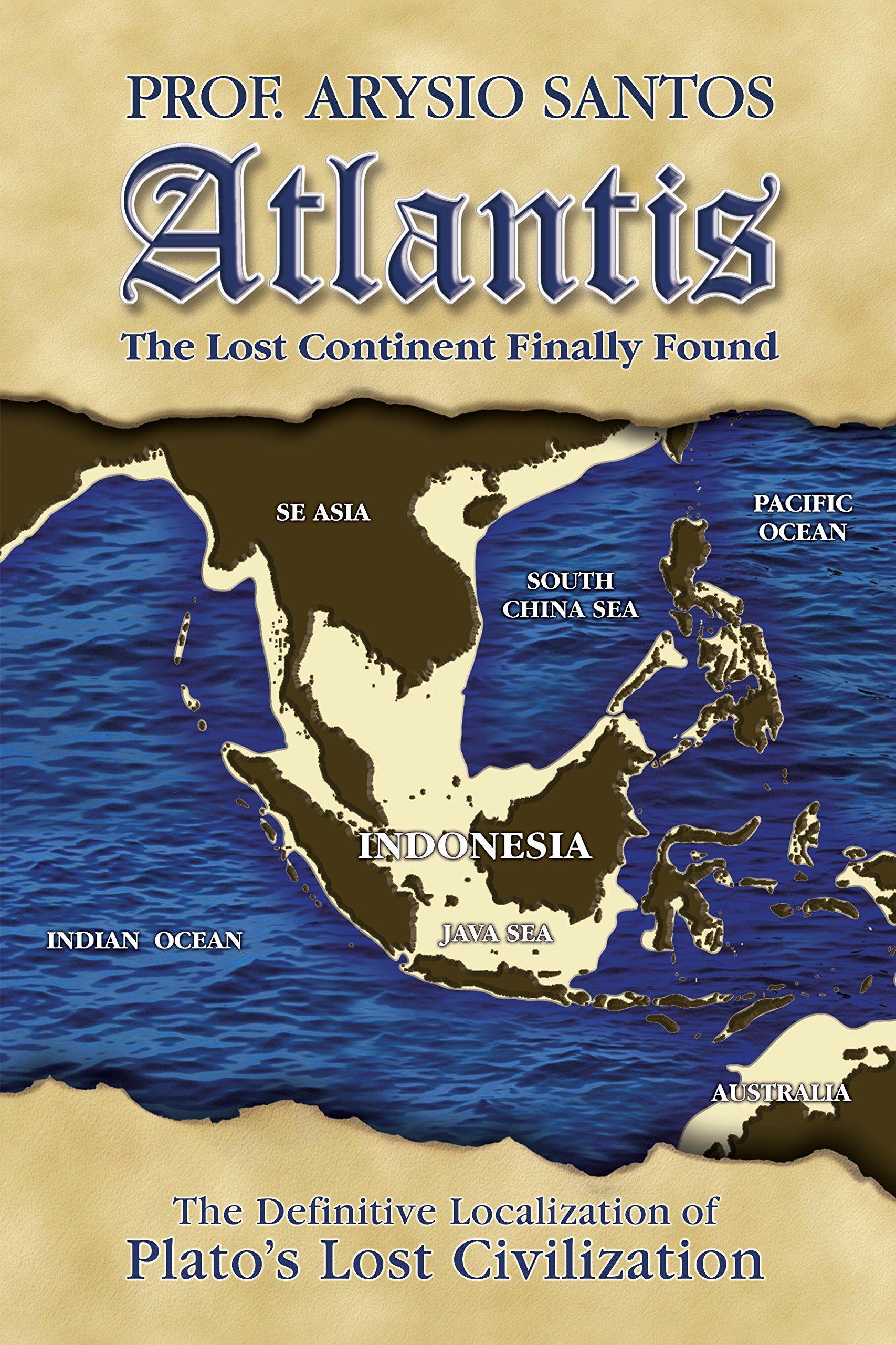 Amazon atlantis the lost continent finally found amazon atlantis the lost continent finally found 9781556439568 arysio santos books sciox Gallery