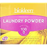 Biokleen Laundry Powder, Enzymes & Oxygen Premium Plus, 5 Pounds