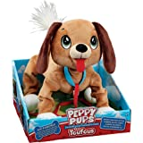 Peppy Pups - Brown Dog